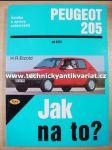 Peugeot 205 - H.R.Etzold - Jak na to? č.6 (1999) - náhľad