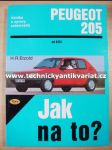 Peugeot 205 - H.R.Etzold - Jak na to? č.6 (1999) - náhled