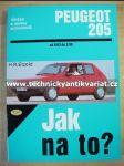 Peugeot 205 - H.R.Etzold - Jak na to? č.6 (2001) - náhľad