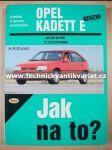 Opel Kadett E - H.R.Etzold - Jak na to? č.7 (1998) - náhled