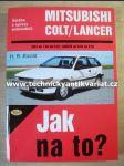 Mitsubishi Colt, Lancer - H.R.Etzold - Jak na to? č.54 (2000) - náhled
