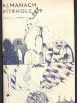 Almanach vítrholc - náhled