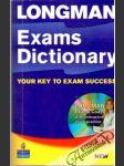 Longman exams dictionary - náhľad