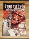 Útok titánů 1 - náhled