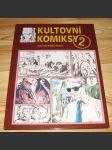 Kultovní komiksy 2 limitované vydání - náhled