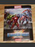 Plakát Nejmocnější hrdinové Marvelu (Ve fólii) - náhled