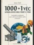 1000 + 1 věc, kterou byste měli vědět o vědě - náhled