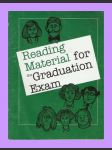 Reading Material for the Graduation Exam - náhled