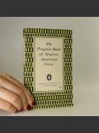 The Penguin Book of Modern American Verse - náhled