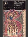 The Penguin Dictionary of Saints - náhled