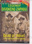 Časopis moba č.21 -dead or alive !  / lovci lidí na divokém západě / - náhled