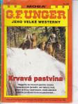 Časobis moba g.f. unger a jeho velké westerny č.047 - krvavá pastvina - náhled