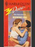 Harlequin  / desire č.137 /  - nespoutaná láska - náhled