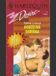 Harlequin  / desire č.11 /  - kouzelná skříňka - náhled