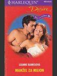 Harlequin / desire č.482 / - manžel za milion - náhled