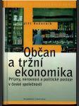 Občan a tržní ekonomika - náhled