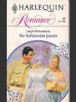 Harlequin edice romance č.53- na safírovém jezeře - náhled
