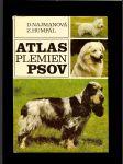 Atlas plemien psov - náhled