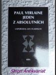 Paul verlaine jeden z absolutních - vladislav jan - náhled