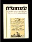 Bratislava a počiatky Slovenského národného obrodenia - náhled