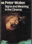 Sign and Meaning in the Cinema - Cinema One 9 - náhled