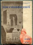 Dům v hluboké cestě - román - náhled