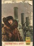 Kalendář Světa sovětů 1957 - náhled