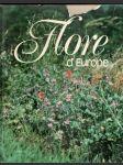 Flore d´Europe (veľký formát) - náhled