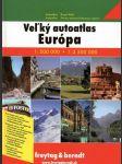 Veľký autoatlas Európa 1:500 000 (veľký formát) - náhled
