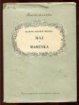 Máj - Márinka - náhled