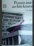 Poznáváme architekturu - koula jan emil - náhled