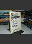 Cestopisy II. - Karel Čapek - náhled