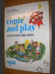 Come and play - angličtina pro děti - náhled