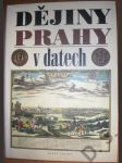 Dějiny Prahy v datech - náhled