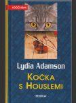Kočka s houslemi - náhled
