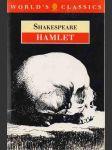 Hamlet - anglicky - náhled