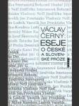 Eseje o české a slovenské próze - náhled