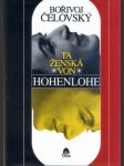 Ta ženská von Hohenlohe - náhled