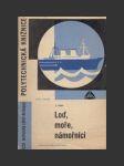 Loď, moře, námořníci - náhled