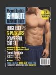 Kulturistika, Men´s Health 15-minute Training Guide - náhled