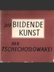Die bildende Kunst der Tschechoslowakei - Prop. obr. publ - náhled