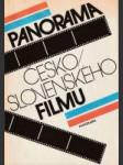 Panorama ćeskoslovenského filmu - náhled
