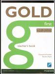 Gold first, teacher'sbook - náhled