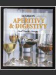 Lexikon aperitivy a digestivy - náhled