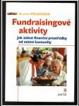 Fundraisingové aktivity - náhled