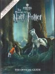 The Making of Harry Potter - The Official Guide - náhled
