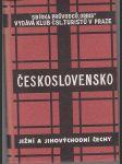 Československo - Sbírka průvodců Orbis - 4 sv. - Země česká 1. - 4. - náhled