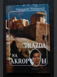 Vražda na Akropoli - náhled