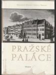 Pražské paláce - náhled