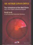 Rudý kruh a jiné případy Sherlocka Holmese/ The Adventure of the Red Circle (Vila Vistárie, Rudý Kruh a Bruce-Partingtonovy dokumenty) - náhled